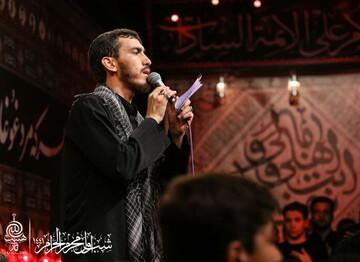 صوت| مداحی سوزناک مهدی رسولی به زبان آذری شب هفتم محرم