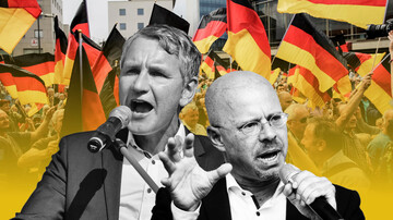 Germany supports for anti-Islam far-right surge in elections