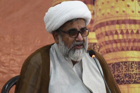 علامہ راجہ ناصرعباس