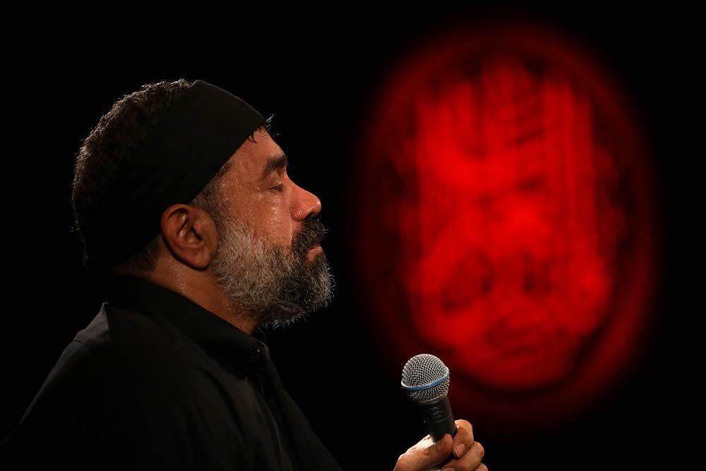 صوت| دعای هفتم صحیفه سجادیه با نوای حاج محمود کریمی