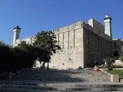 صهیونیست ها مسجدی را در جنوب الخلیل در کرانه باختری تخریب کردند