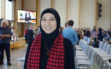 بانوی مسلمان ایرانی نامزد انتخابات محلی کرایست چرچ نیوزلند شد