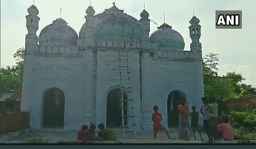 جاذبه عجیب مسجد برای هندوهای یک روستا در بیهار هندوستان