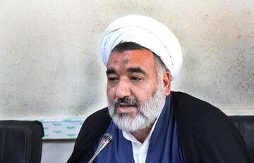 برپایی موکب بوشهر در مرز شلمچه