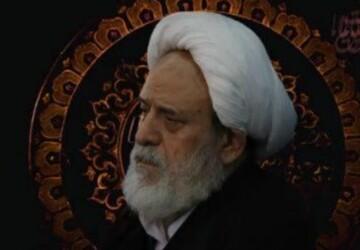 فیلم| روضه جانسوز استاد انصاریان برای حضرت علی اکبر(ع)