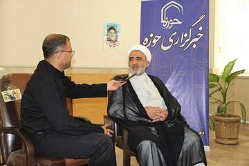 تقدیر رئیس بسیج طلاب و روحانیون قزوین از خبرگزاری حوزه