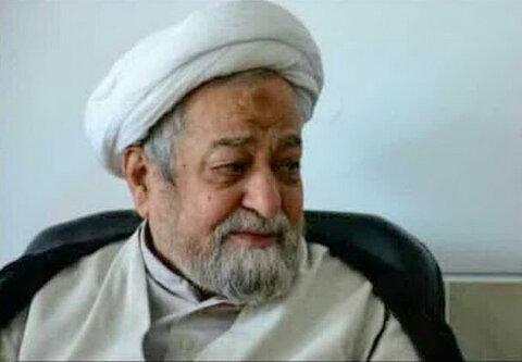 میرزا حجت الاسلام والمسلمین محمدباقر نظام - موسس حوزه علیمه جوادالائمه(ع) فسا