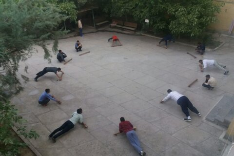 تصاویری از طلاب جدیدالورود مدارس علمیه کرمانشاه