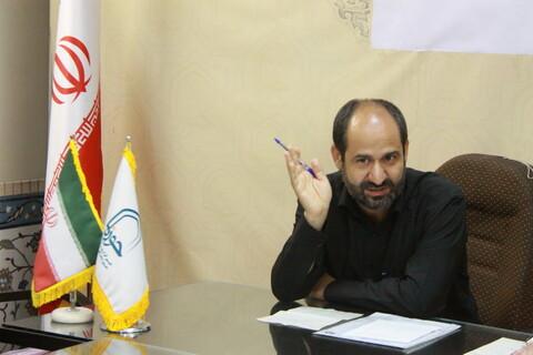 نشست شورای سیاستگذاری جشنواره ابوذر استان قم در خبرگزاری حوزه
