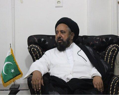 علامہ سید نیاز حسین نقوی