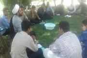 آموزش عملی احکام در مدرسه علمیه امام خمینی(ره) کرمانشاه برگزار شد