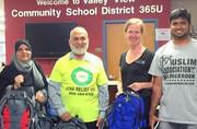 Muslim community donates supplies to Ndilo, Detah students