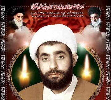 کتاب شهید حجت الاسلام عاشوری منتشر می شود