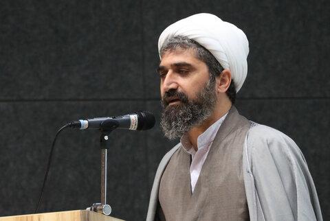 حجت الاسلام جباری امام جمعه شوط