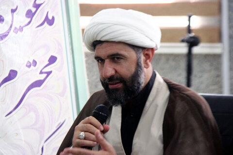 تصاویر/ نشست مشورتی ستاد مرکزی اجتماع بزرگ جوانان حضرت علی اکبر(ع) با نماینده ولی فقیه در خراسان شمالی