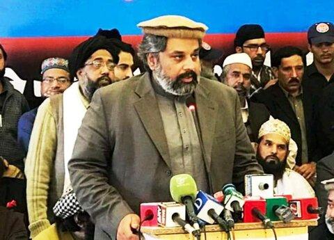 رئیس شورای اتحاد اهل سنت پاکستان: