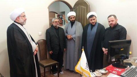 بازدید رئیس جامعه المصطفی از خبرگزاری حوزه