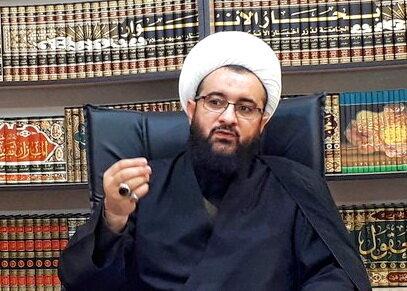 حجت الاسلام عباس عربیان-مدیر حوزه علمیه کردستان