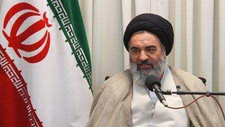 حجت الاسلام سیدمحمد حسینی شاهرودی- نماینده ولی فقیه در کردستان