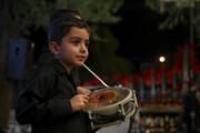 تصاویر/ مراسم عزاداری شب پنجم محرم در خیابان شریعتی اهواز