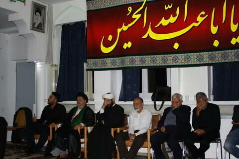 تصاویر/ مراسم عزای حسینی در شهر زوریخ سوئیس