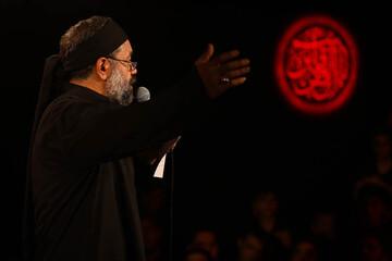 صوت| روضه حاج محمود کریمی در شب هفتم محرم98