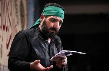 صوت| مداحی سید مجید بنیفاطمه شب هفتم محرم 98