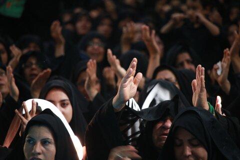 تصاویر/ مراسم شیرخوارگان حسینی در اصفهان