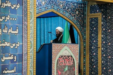 حجت الاسلام حاج علی اکبری