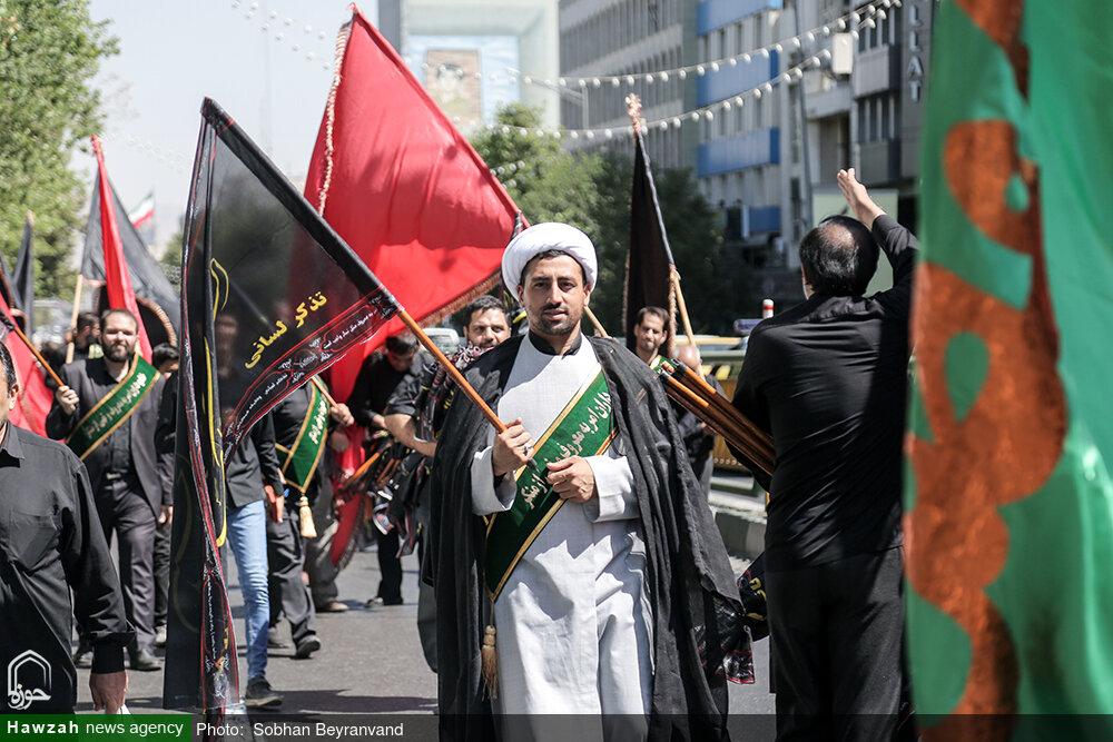 تصاویر/ راهپیمایی و تجمع آمرین به معروف و ناهیان از منکر در تهران