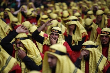 Hezbollah, an extension of Ashoura