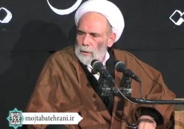 فیلم| آیت الله آقامجتبی تهرانی: امام حسین(ع) مصلحی غیور و هدفمند بود