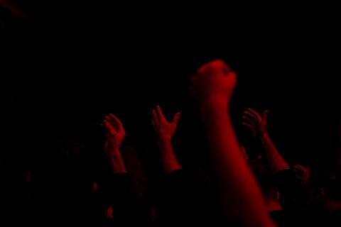 تصاویر/ مراسم عزاداری روز هفتم محرم در هیئت فدائیان حسین اهواز