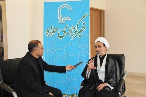 حجت الاسلام رستم نژّاد