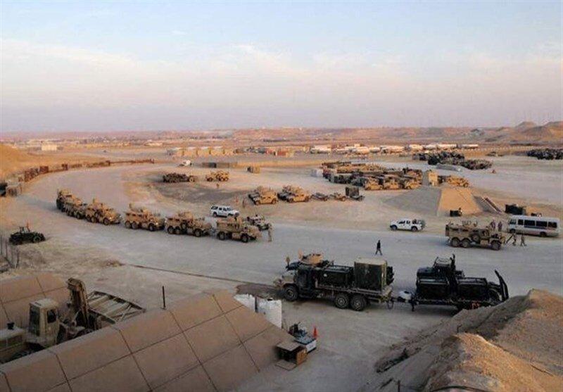 عراق تحرکات نظامی پایگاه آمریکایی را فاش کرد