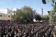 فیلم  «زنجیرزنی جفتی» عزاداران امام حسین(ع) در ابرکوه