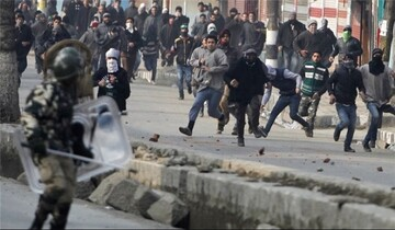 Ayatollah Noori Hamedani urges Kashmiri Muslims to stand up for their cause