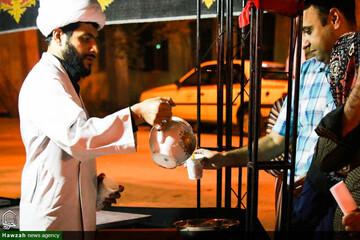 تصاویر/ عزاداری مردم اصفهان در شب تاسوعای حسینی