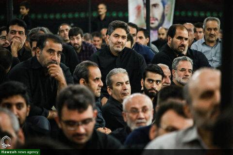 عزاداری مردم اصفهان در شب تاسوعای حسینی