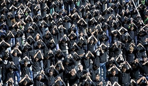 World Muslims Commemorate Tasoua