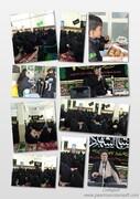 آیین عزای عاشورای حسینی در مدرسه علمیه الزهرا (س) بندرعباس برگزار شد