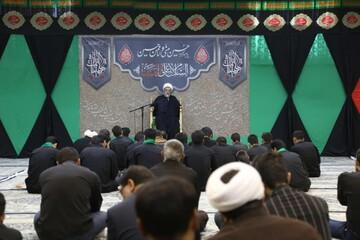 آیین عزاداری عاشورای حسینی در یزد برگزار شد