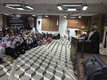 الشيخ جبري: عاشوراء عنوان وحدة الأمة وصحوتها