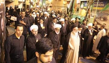 اقامة مسيرات حسينية في البحرين في العاشر من محرم