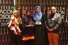 Birmingham mosque wins top award and dedicates it to worshipper who was brutally murdered