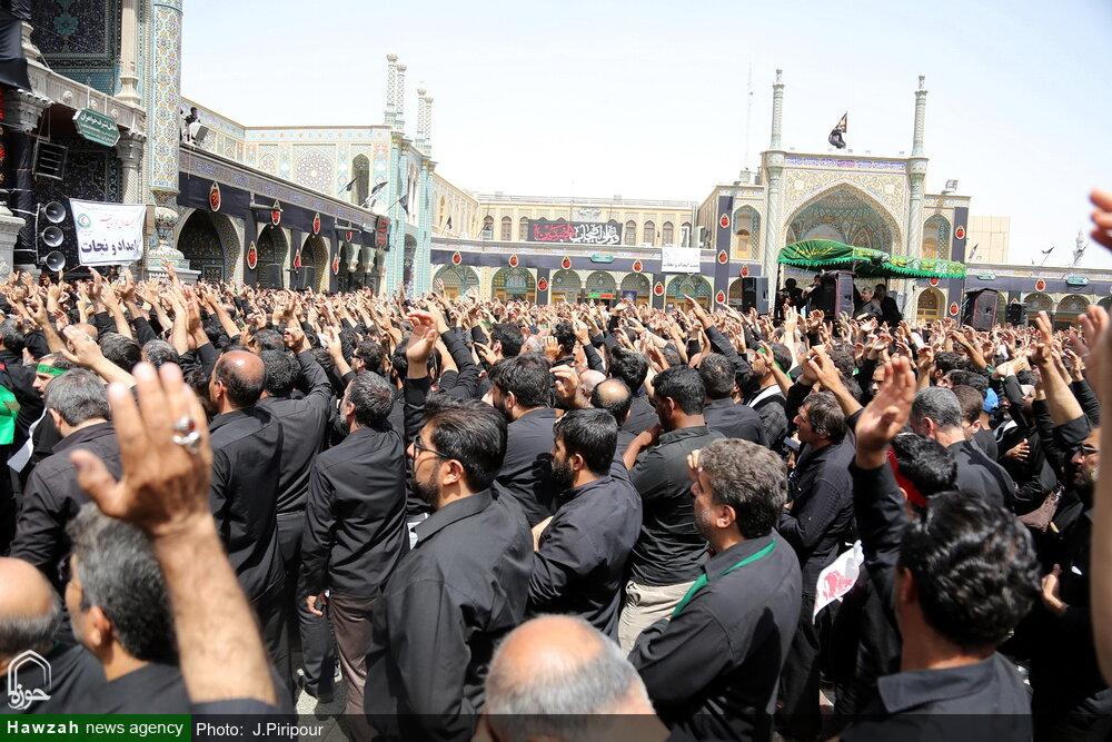 اعلام برنامههای آستان حضرت معصومه(س) در سومین هفته ماه محرم