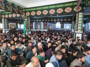 گردهمایی عظیم عاشورایی در کابل برگزار شد + تصاویر