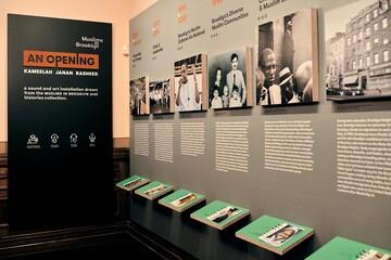 تاریخ شفاهی مسلمانان بروکلین آمریکا ثبت میشود