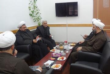 آموزش مدیران کانون های مساجد  از سوی دفتر تبلیغات اسلامی