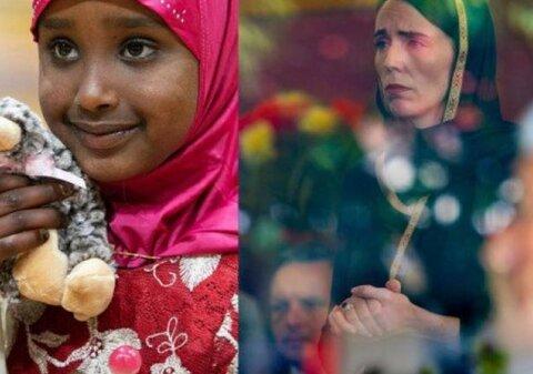نمایشگاهی از یادبودهای حمله تروریستی به مساجد کرایست چرچ